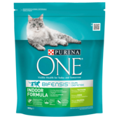 Purina One Katzenfutter Indoor Formula Truthahn 800g