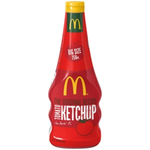 McDonald's Tomato Ketchup 750ml