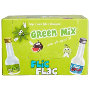 Flic Flac Green Mix 12x20ml