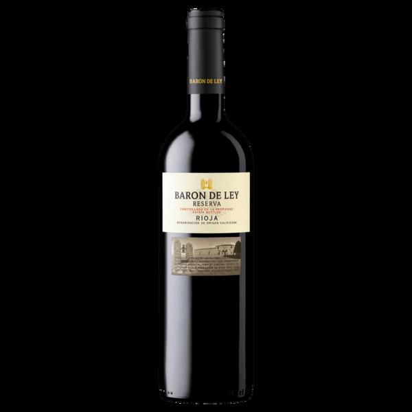 Baron De Ley Rotwein Reserva Rioja trocken 0,75l