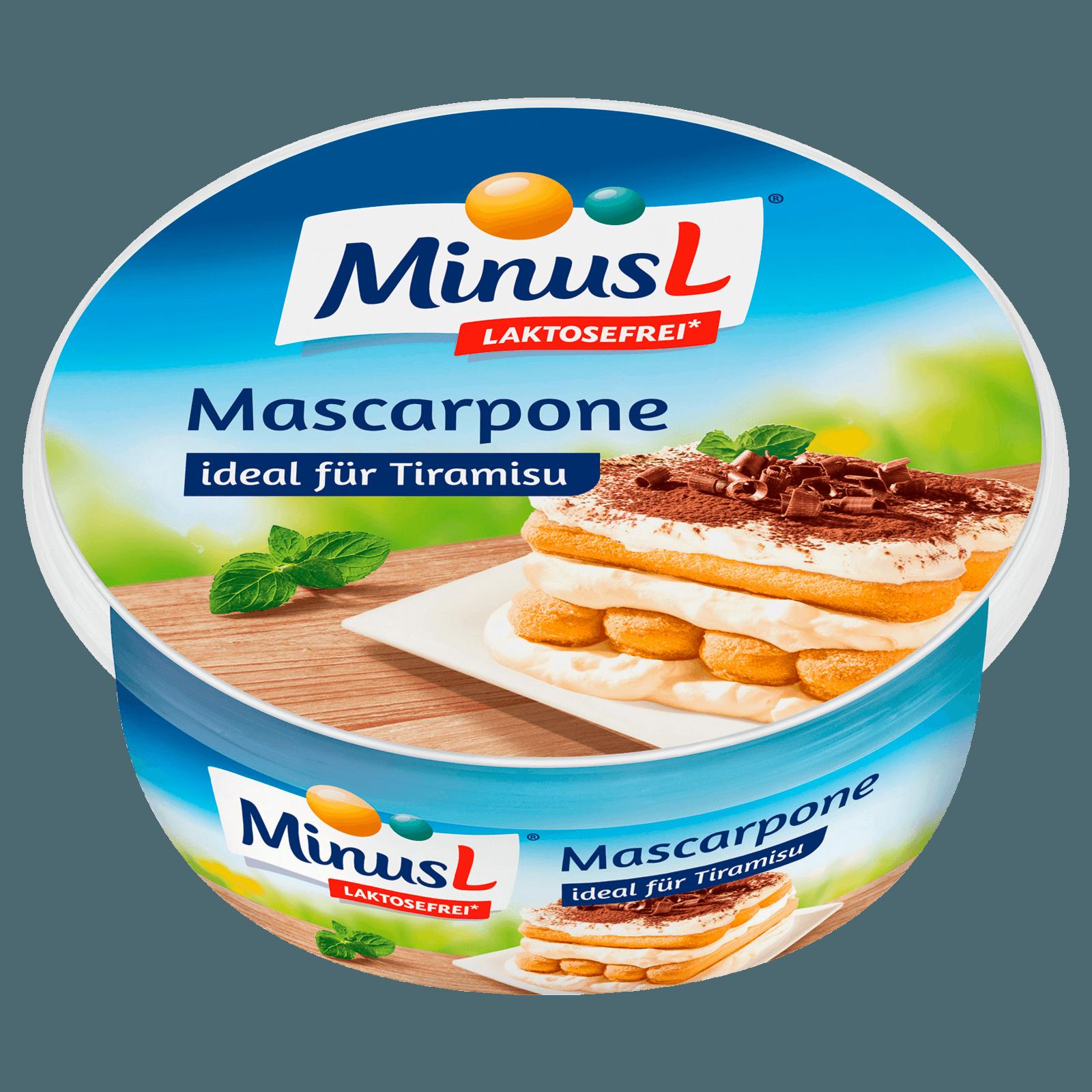 Minusl Mascarpone 250g Bei Rewe Online Bestellen