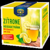 Krüger Heißgetränk Zitrone 160g