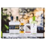Sierra Madre Gin Tasting Kit 5 x 40 ml