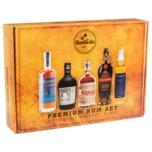 Sierra Madre Rum Tasting Set 5x0,04l