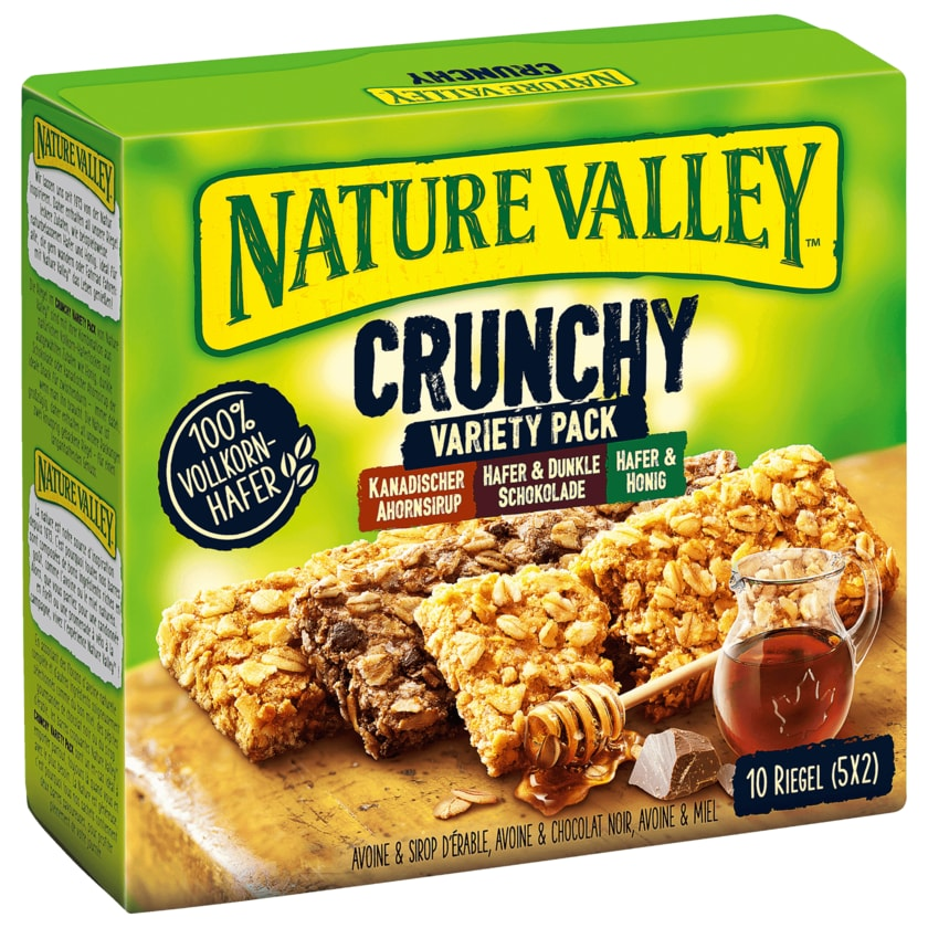 Nature Valley Variety Pack 5x42g