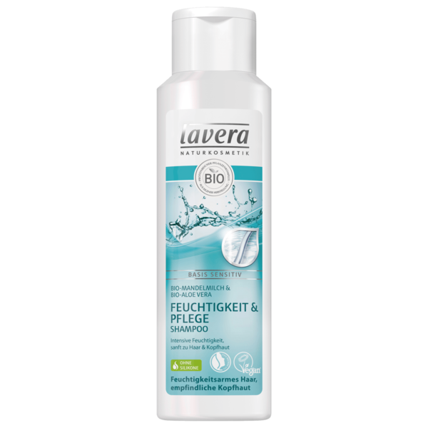 Lavera Feuchtigkeits- & Pflegeshampoo 250ml