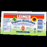 Leimer Suppenklößchen 100g