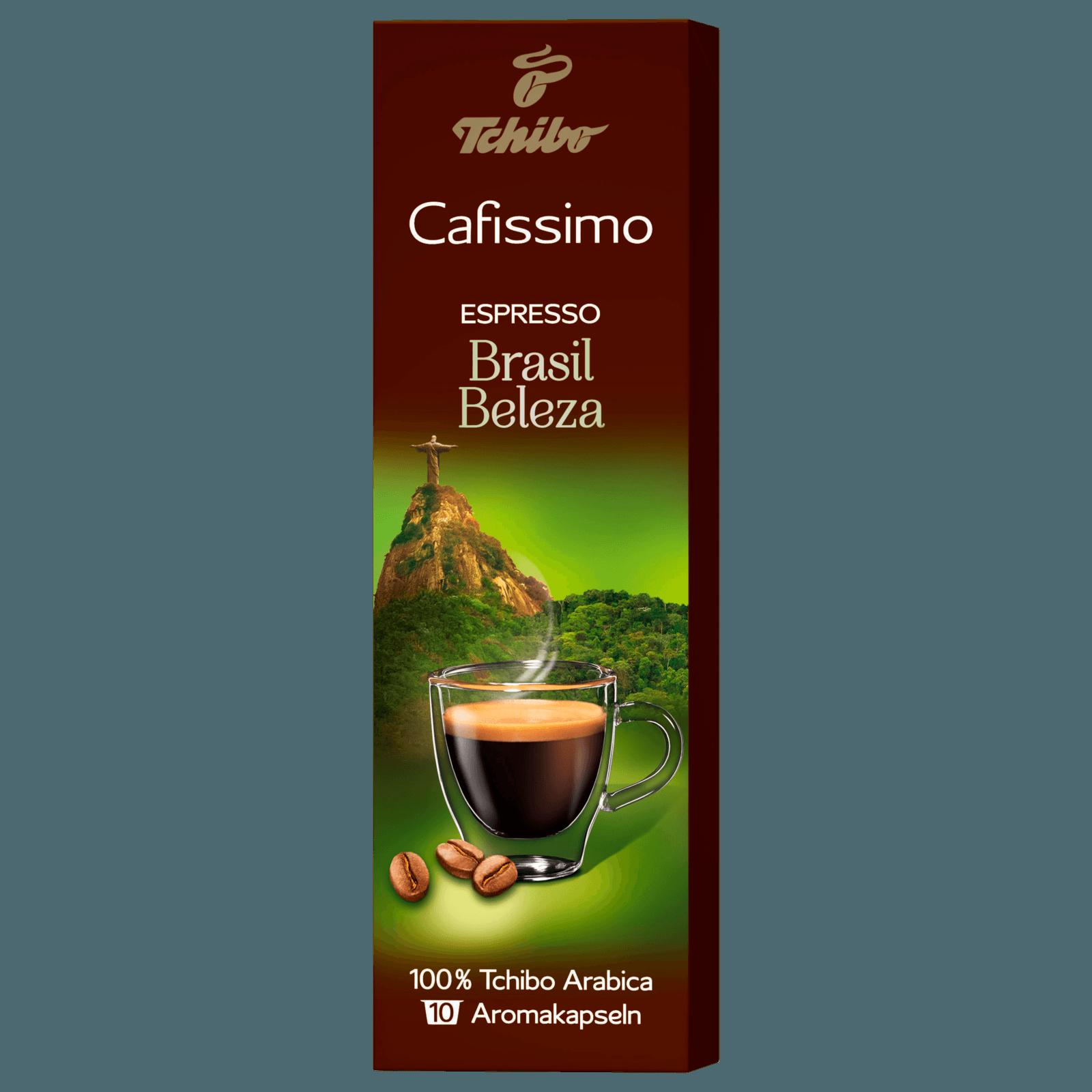 Tchibo Cafissimo Brazil Kapseln 80g bei REWE online bestellen!