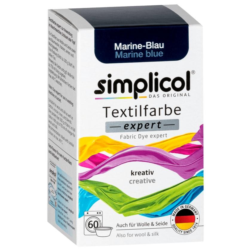 Simplicol Textilfarbe Marine-Blau 150g