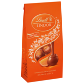 Lindt Lindor Orange-Milch 137g