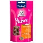 Vitakraft Cat Yums mit Huhn und Katzengrass 40g