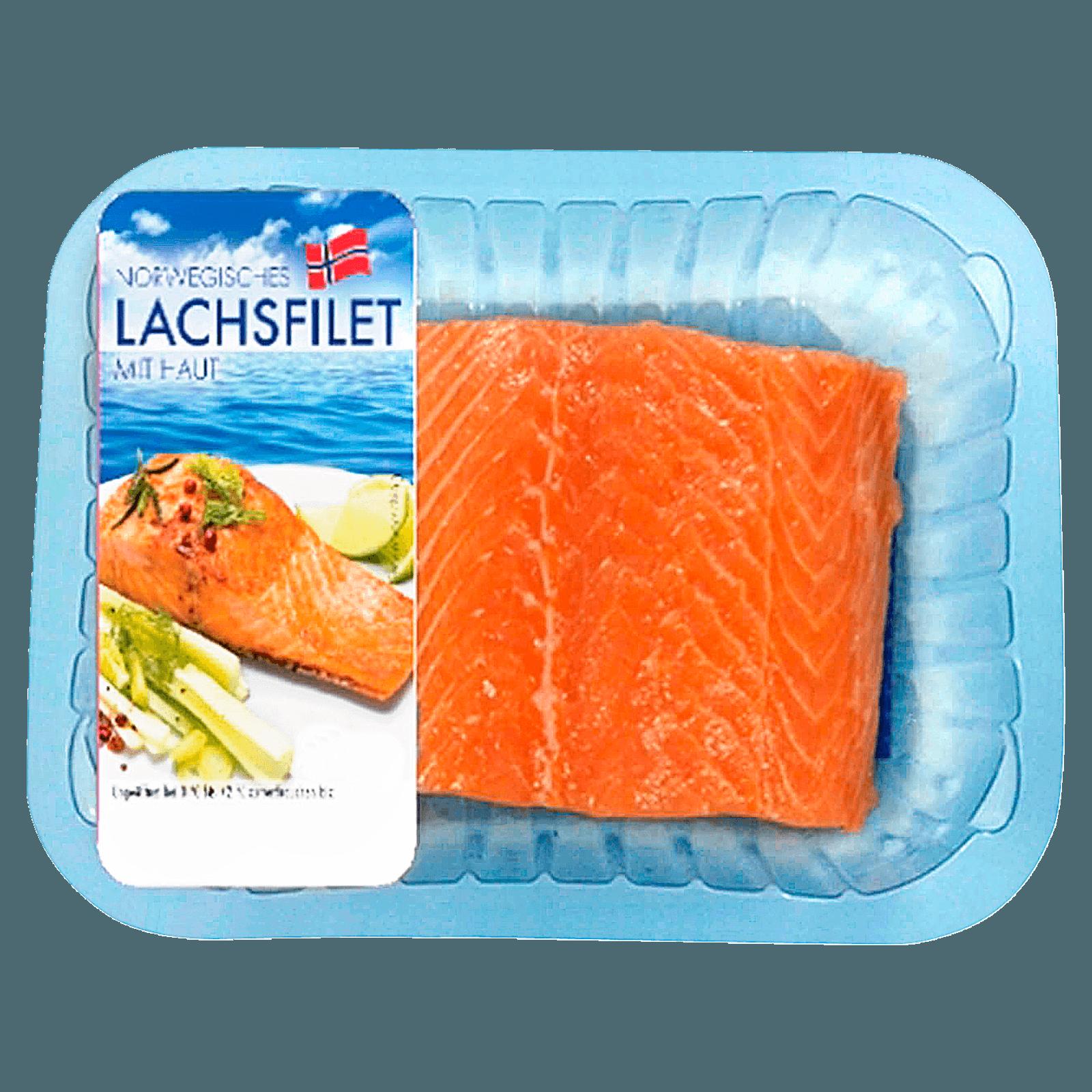 Profish Norwegisches Lachsfilet 250g