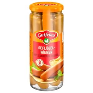 Gutfried Geflügel-Wiener 475g