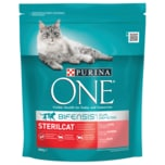 Purina One Bifensis Dual Defense Sterilcat reich an Lachs 800g