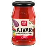 REWE Beste Wahl Ajvar scharf 195g