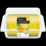 REWE to go Ananas ganz geschält 450g