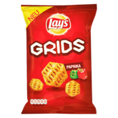 Lay's Grids Paprika Kartoffelsnack 90g