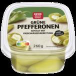 REWE Beste Wahl Grüne Pfefferonen 260g