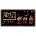 Sarotti Schwarze Herren Schokolade Dunkle Trüffel 125g