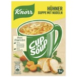 Knorr Hühner Suppe mit Nudeln 27g