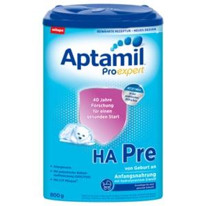 Aptamil HA Pre von Geburt an 800g