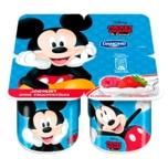 Danone Disney Joghurt Himbeer & Erdbeer 4x125g