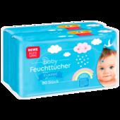 REWE Beste Wahl Baby Feuchttücher Classic 2x80 Stück