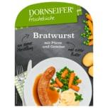 Dornseifer Bratwurst mit Püree und Gemüse