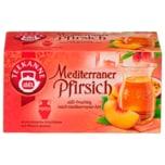 Teekanne Mediterraner Pfirsich 20 Beutel