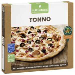 Followfish Pizza Thunfisch 300g