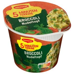 Maggi 5 Minuten Terrine Broccoli-Nudeltopf 50g