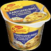Maggi 5 Minuten Terrine Kartoffelbrei mit Creme fraiche 53g