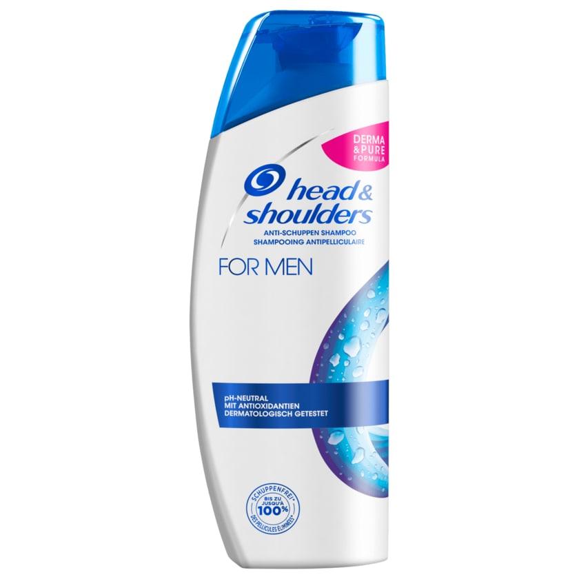 Head & Shoulders Anti-Schuppen Shampoo Men 300ml