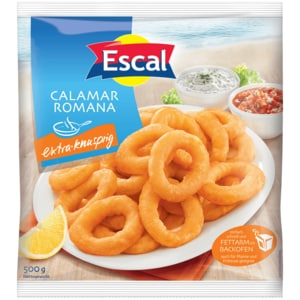 Escal Calamar Romana 500g