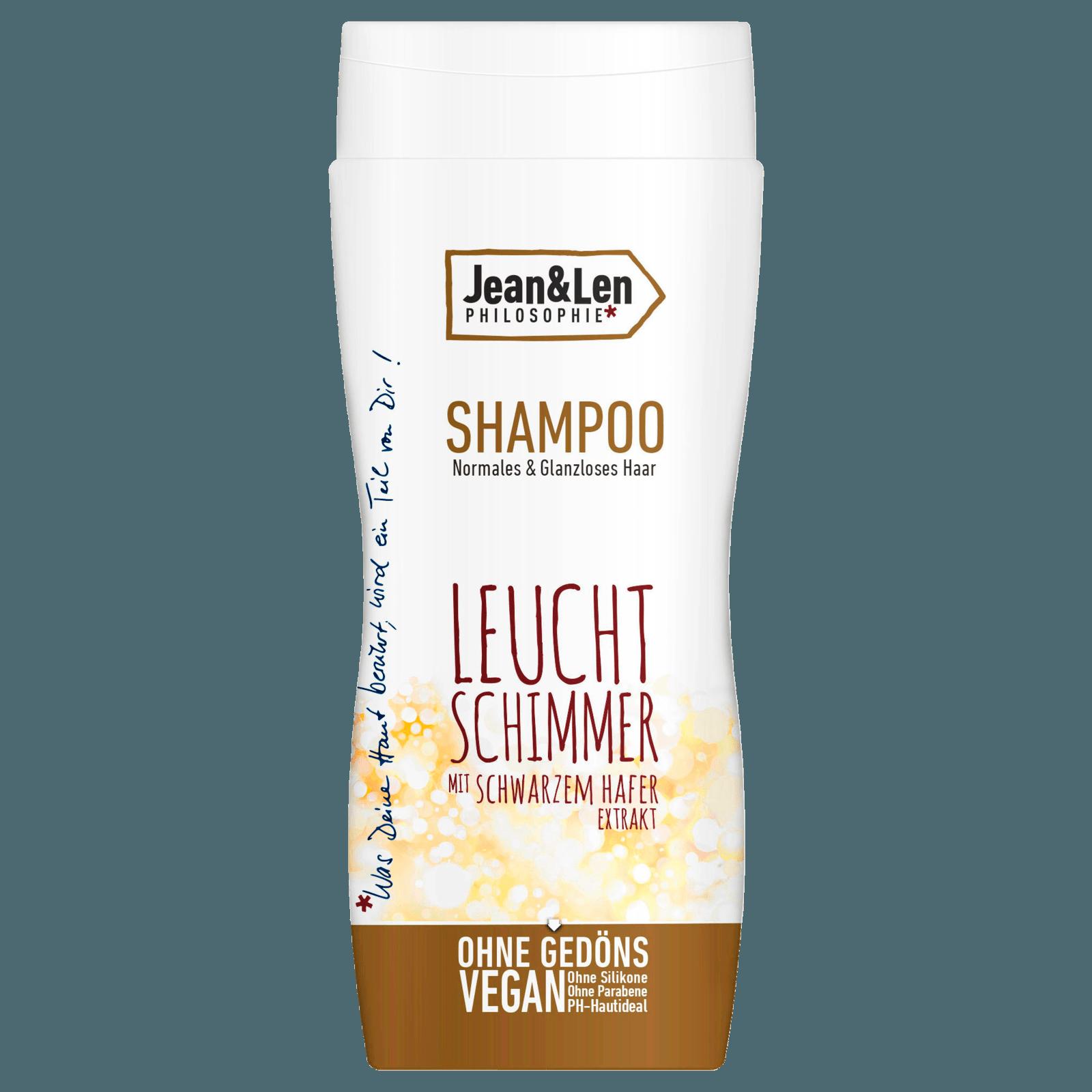 Jean & Len Shampoo Leuchtschimmer 250ml