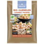 Followfish Bio Gourmet Prawns 256g