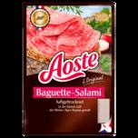 Aoste Baguette-Salami 80g
