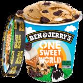 Ben & Jerry's One Sweet World 500ml