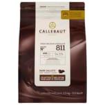 Callebaut Finest Belgian Chocolate Schoko Nibs Dunkel 2,5kg