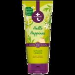 t: by tetesept Hallo Happiness Aroma-Dusche Ginger Lemon 200ml