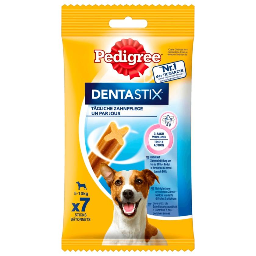 Pedigree Hundesnack Dentastix tägliche Zahnpflege für kleine Hunde 7 Stück