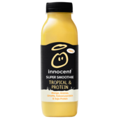 Innocent Smoothie Tropical Protein 360ml