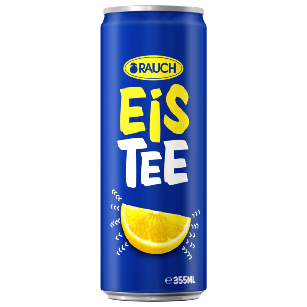Rauch Eistee Zitrone 355ml