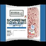 Wilhelm Brandenburg Schweinehackfleisch zum Braten 250g
