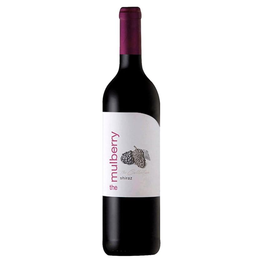 The Mullberry Rotwein Shiraz süß 0,75l
