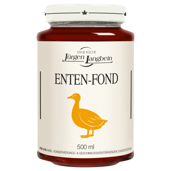 Jürgen Langbein Enten-Fond 500ml