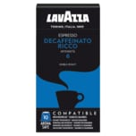 Lavazza Espresso Decaffeinato Ricco 50g, 10 Kapseln