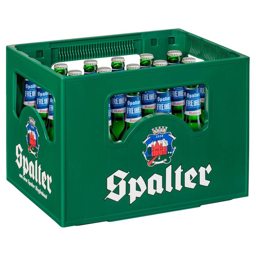Spalter Freiheit alkoholfrei 24x0,33l