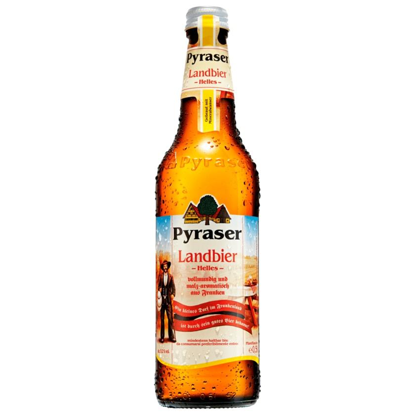 Pyraser Landbier 0,5L
