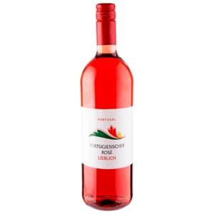 Portugiesischer Rosé lieblich 1l